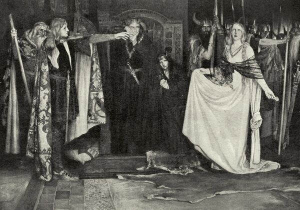 an overview of hamlet and ophelia a play by william shakespeare This one-page guide includes a plot summary and brief analysis of hamlet by william shakespeare hamlet summary ophelia loves hamlet.