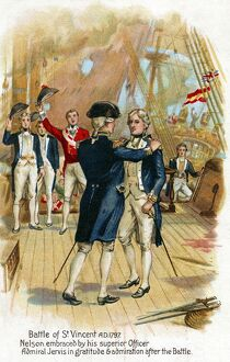 Admiral Horatio Nelson -