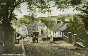 Cushendall, Northern Ireland