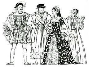 Elizabethan England - typical
