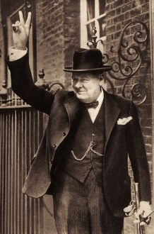 Sir Winston Churchill -