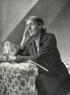 Virginia Woolf - portrait
