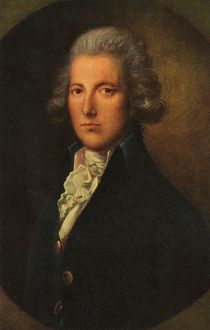 William Pitt - Portrait