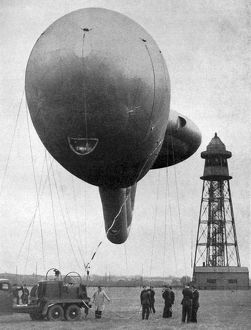 WW2 - Barrage Balloon